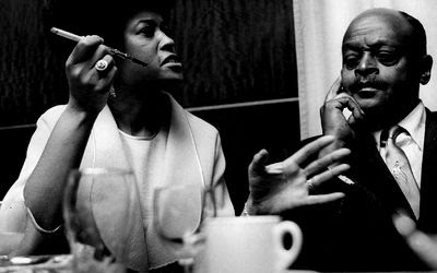 Abbey Lincoln e Ben Webster (1966)