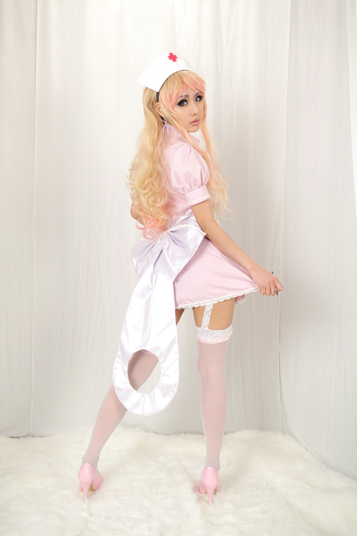 Cosplay sheryl nome titfucking at the macross galaxy