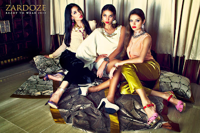 Singapore label Zardoze's ready to wear 2012