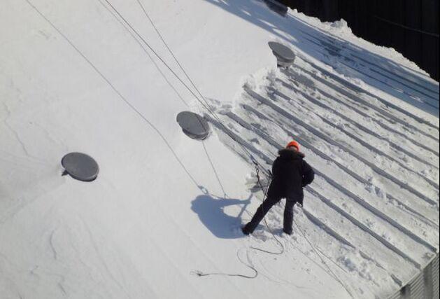 Промышленный альпинизм основные положения