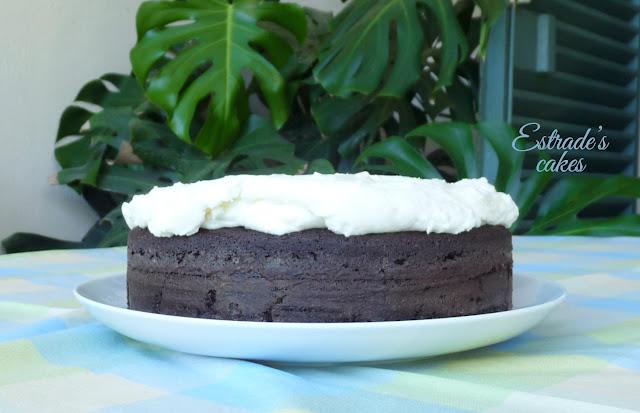 receta de tarta Guinness 1