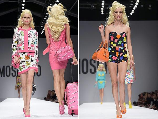 Milan Fashion Week_Moschino show 4
