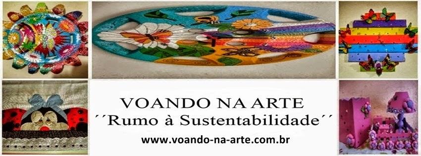 Voando na arte - Rumo à Sustentabilidade