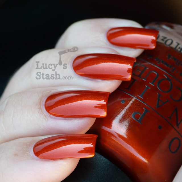 Lucy's Stash: OPI Germany Deutsch You Want Me Baby?