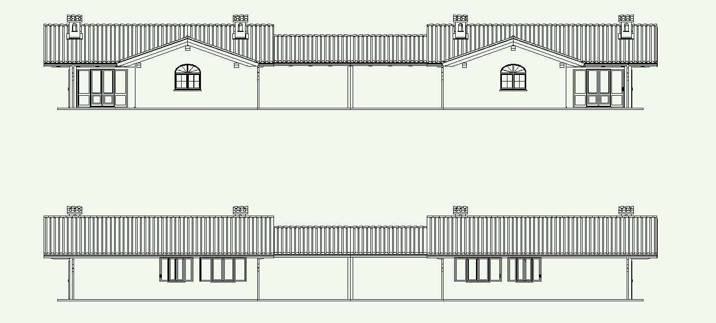 Arstudioprogettazione for Incredibili case a un piano