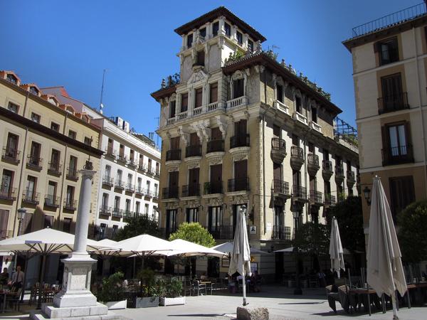 Palacetes de madrid - Casa ricardo madrid ...