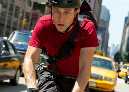 Premium Rush movie about a bike messenger