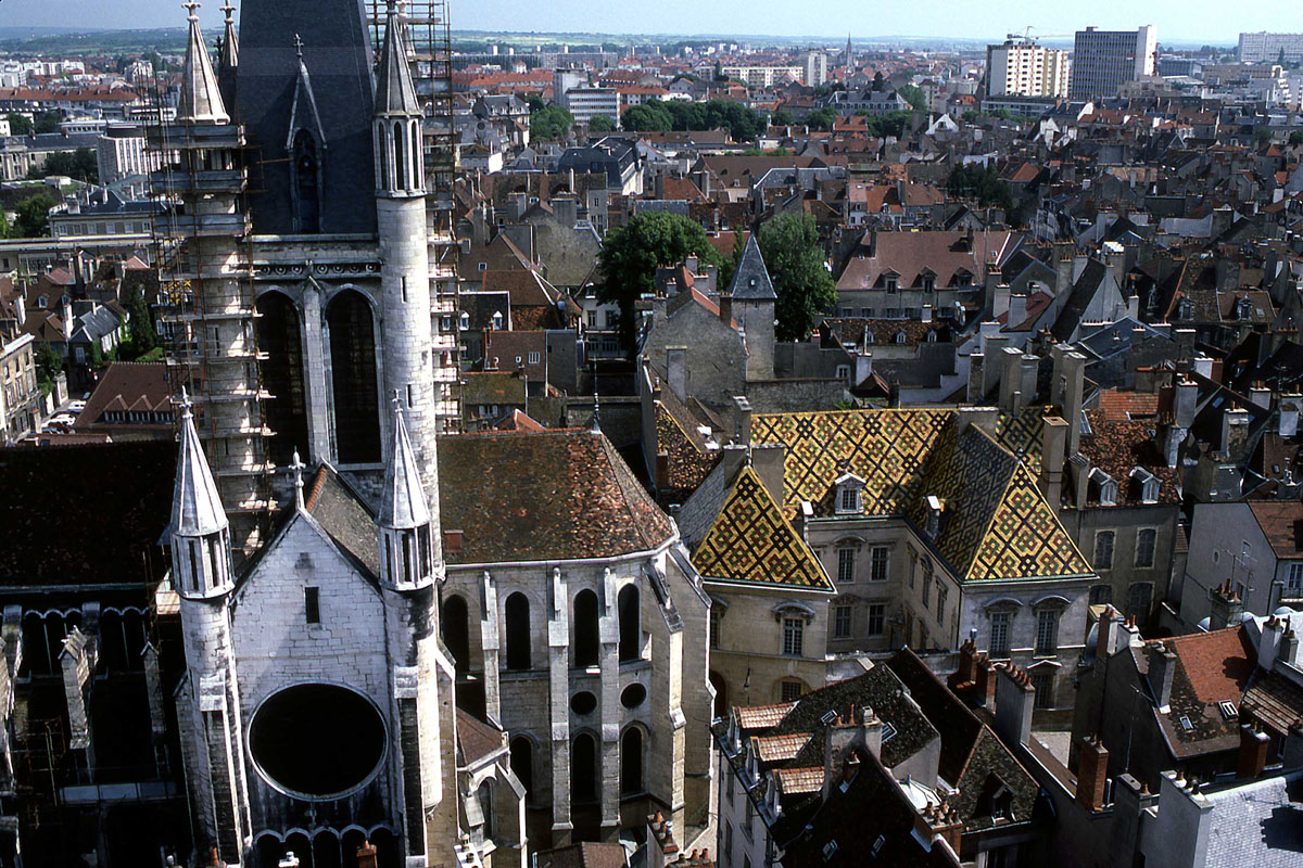 Dijon France  City new picture : TOP WORLD TRAVEL DESTINATIONS: Dijon, France