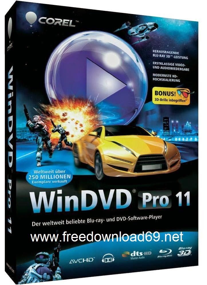 WINDVD 8 CRACK FREE DOWNLOAD
