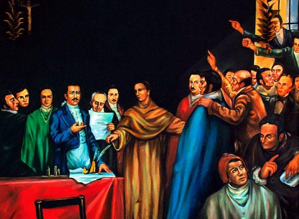 Historia de La Paz