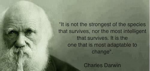 Darwin day wishes