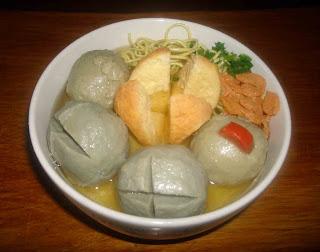 Bakso Awalnya adalah Makanan Haram