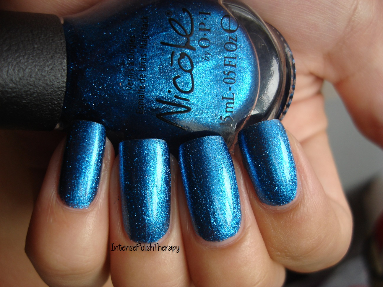 Nicole by OPI - A Lit-Teal Bit Of Love
