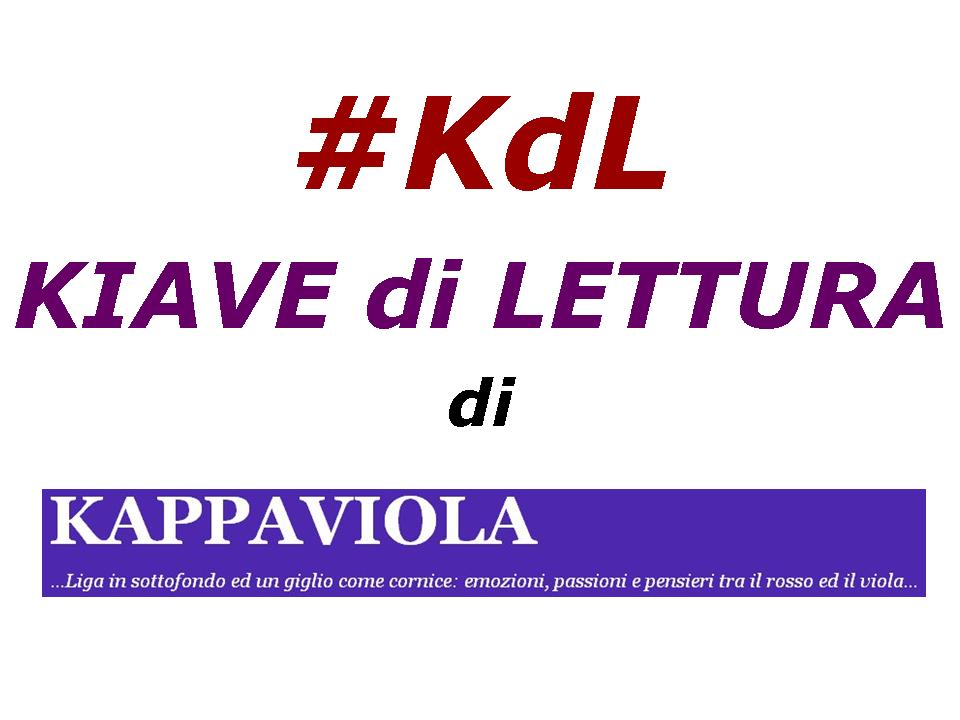 #KdL - Kiave di lettura