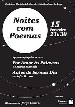 """""""Antes de Sermos Dia"""" e """"Por Amor às Palavras"""""""