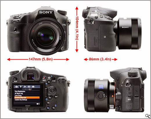 Sony Alpha 77 II, new sony camera, Quick Navi Pro, Sony 79 AF, Wi-Fi camera, NFC, DSLR camera, new DSLR camera, Full HD video,