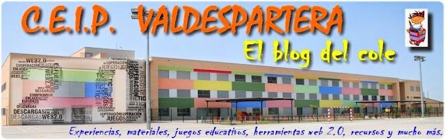 http://ceipvaldespartera.blogspot.com.es/