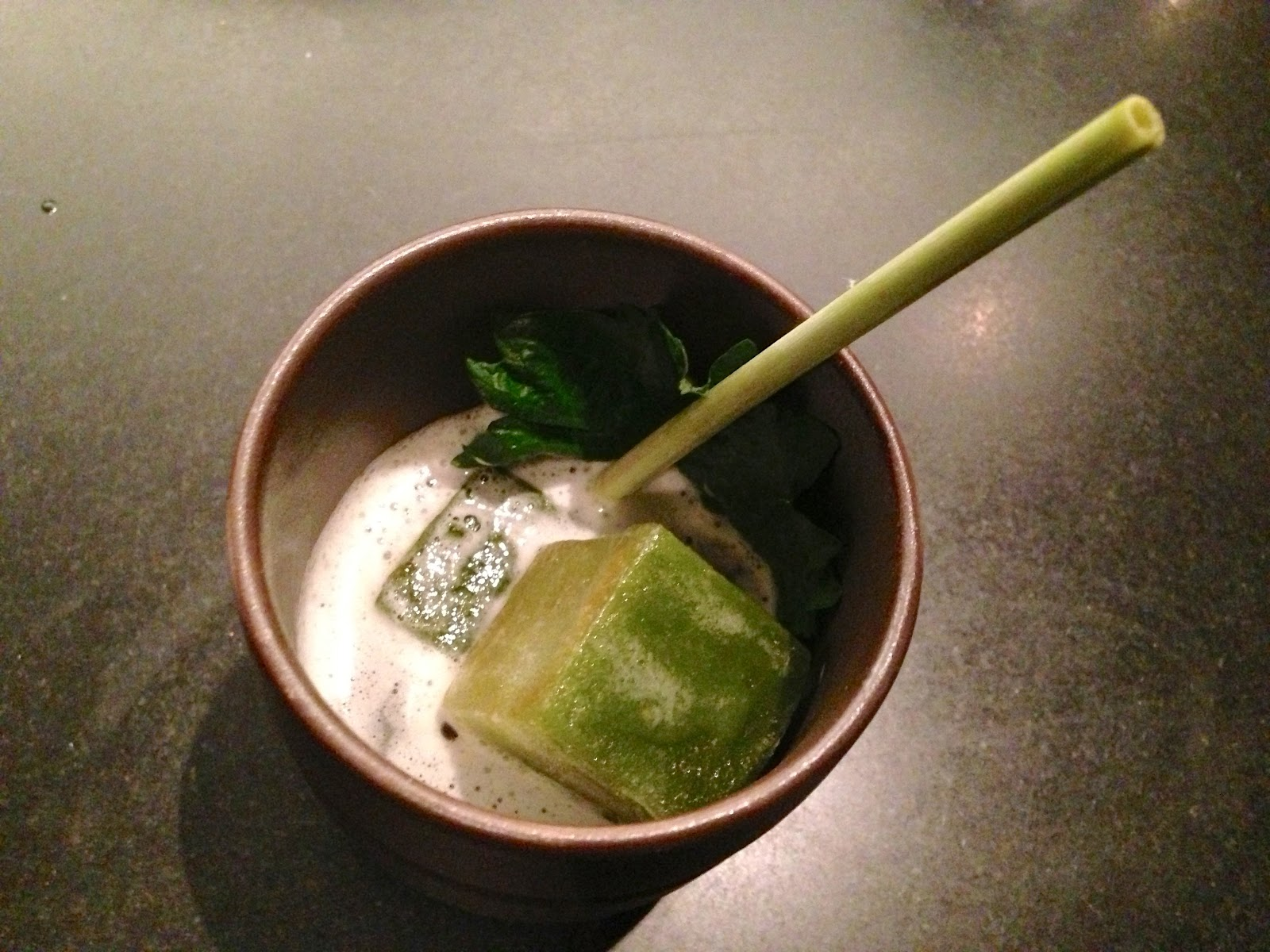 Aviary Kitchen Table Autumn and Kyoto Good Taste is the Worst Vice