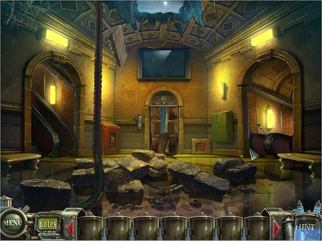 Haunted Halls 2: Fears from Childhood Collector's Edition Screenshot 4