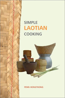 Lao literature review - book - Simple Laotian Cooking by Penn Hongthong