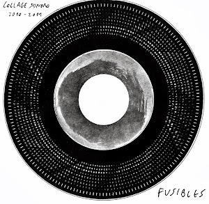 Fusibles - collage sonoro cdr