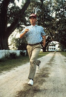 You wouldn t believe me if I told you  but I could run like the wind    Forrest Gump Running Kid