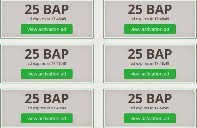 BAP ads paidverts