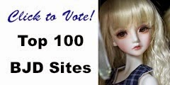 BJD Top 100 Blogs