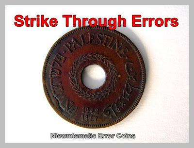 Palestine Coins 1942 20 Mils