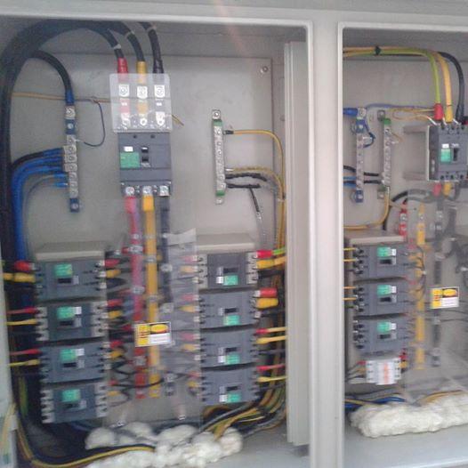 jasa service panel listrik pembuatan panel rh gawepanel blogspot com Wiring Panel Box wiring diagram panel lvmdp