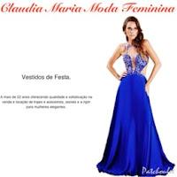 CLAUDIA MARIA MODA FEMININA
