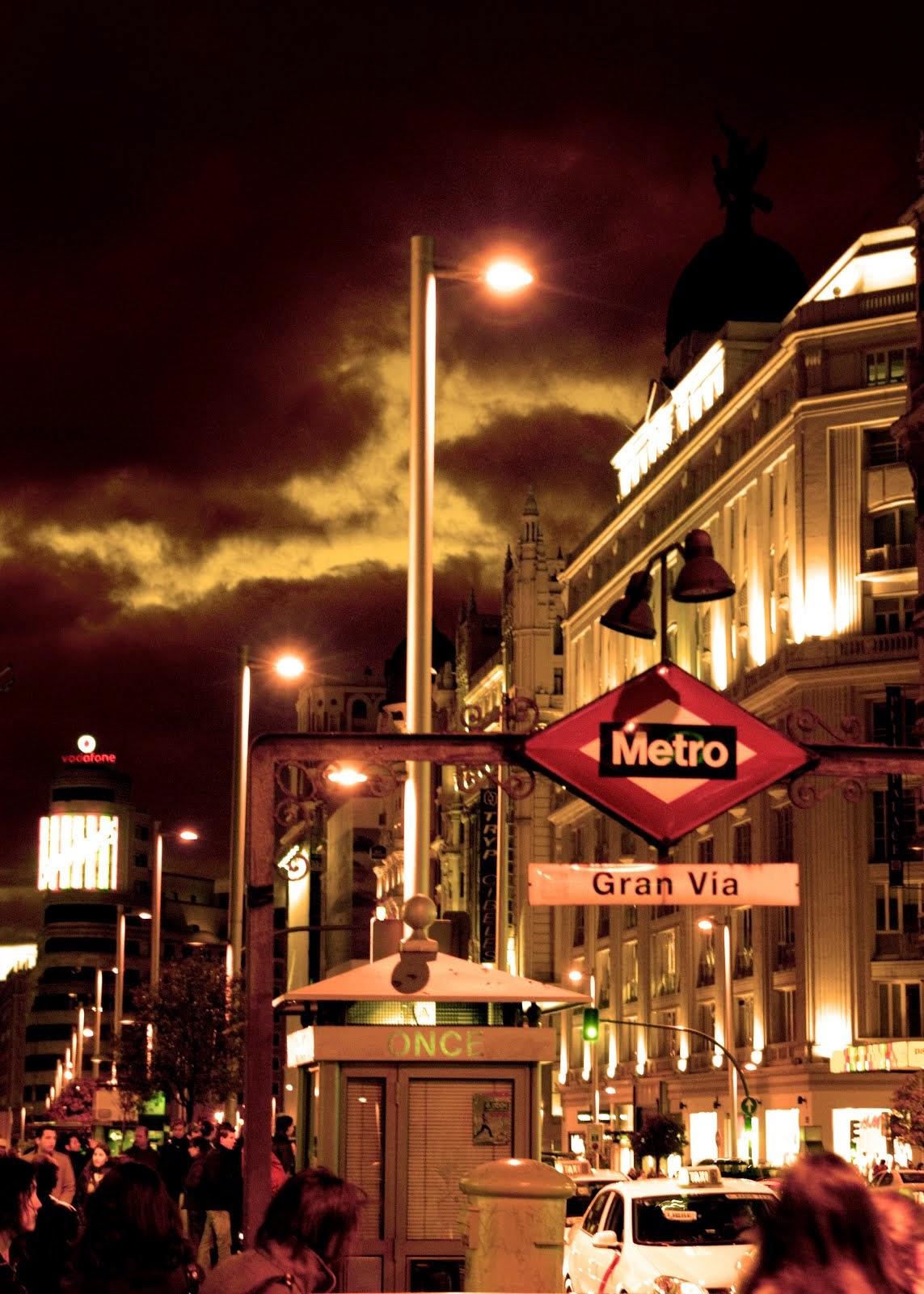 Madrid - Gran Vía