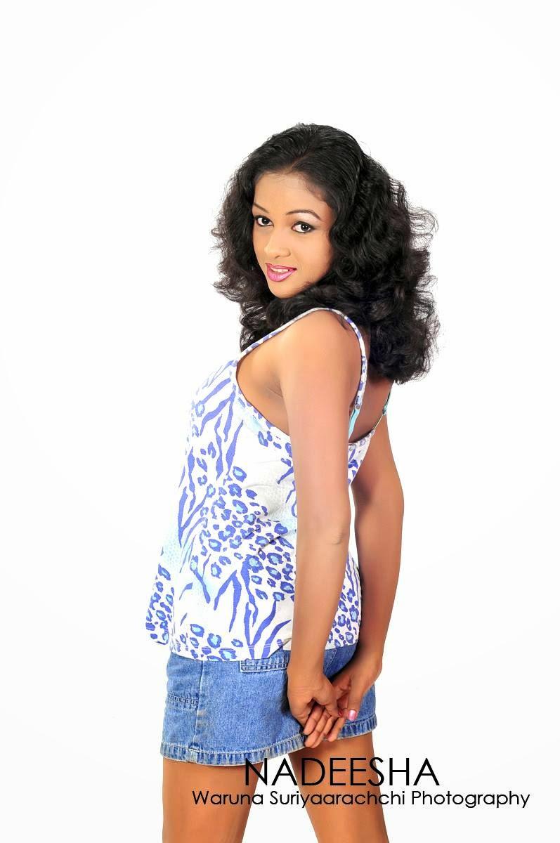 Nadeesha back