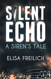 Silent Echo: A Siren's Tale Book Cover