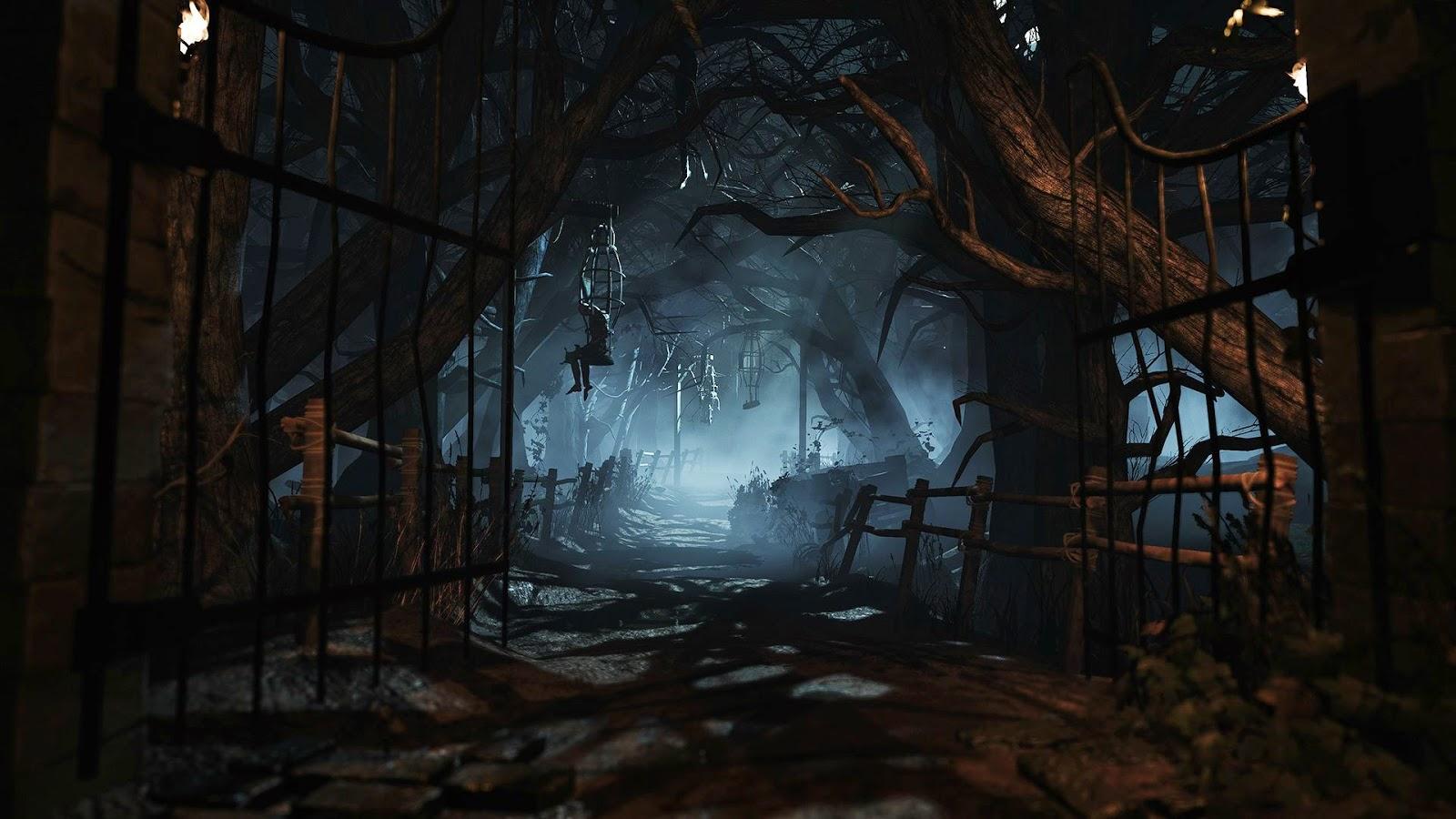 Unreal Engine 4 - Ghosts'N Goblins