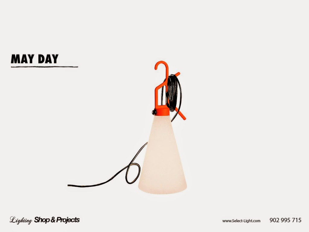 May Day - Konstantin Grcic