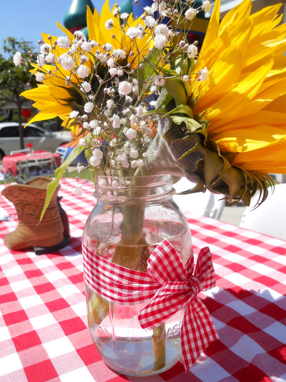 Oh sugar events featured party forrest s buckaroo birthday
