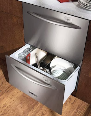 Lave vaisselle à tiroirs