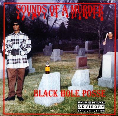 Black Hole Posse – Sounds Of A Murder (CD) (1996) (320 kbps)