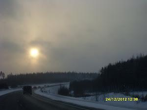 Suomen Joulupukki taivaltaa Tampereen talousalueella Pirkkala, Nokia, Tampere, Lempäälä etc