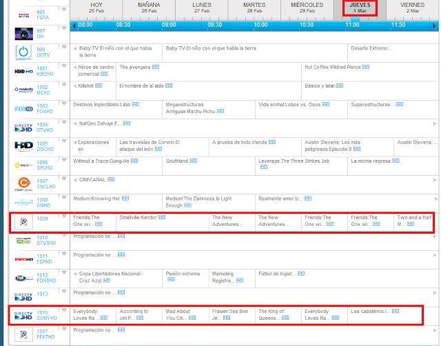 ¿Directv agrega Canales HD y actualiza los Decos HD? 2