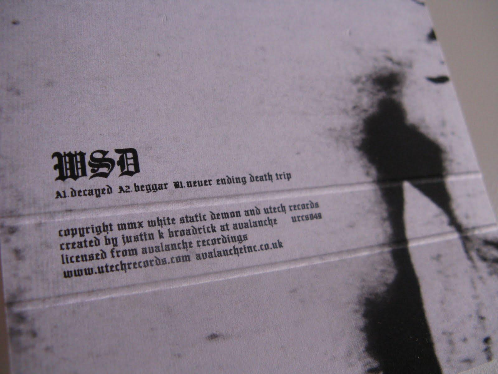 Vinyl Abuse May 2011