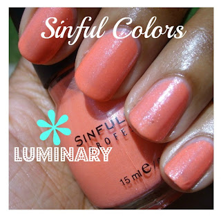 Sinful Colors Luminary