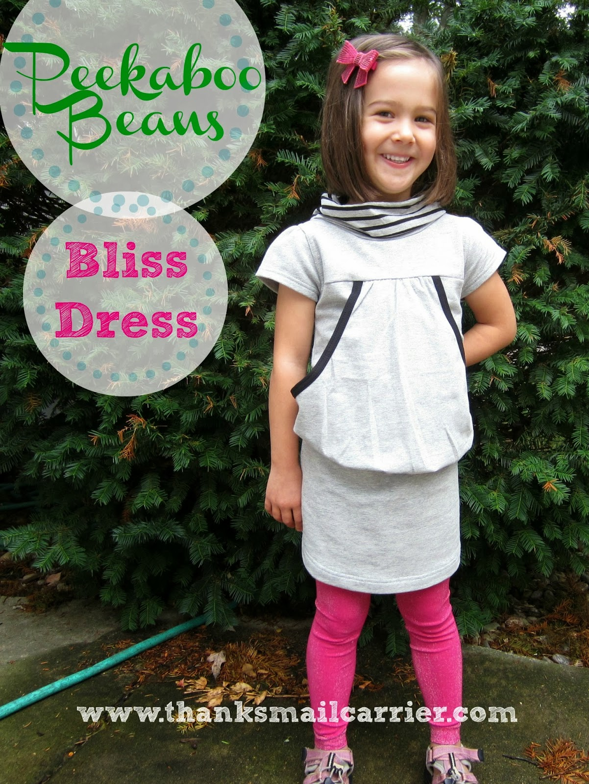 Peekaboo Beans Bliss Dress