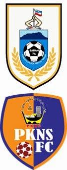 Keputusan Sabah vs PKNS