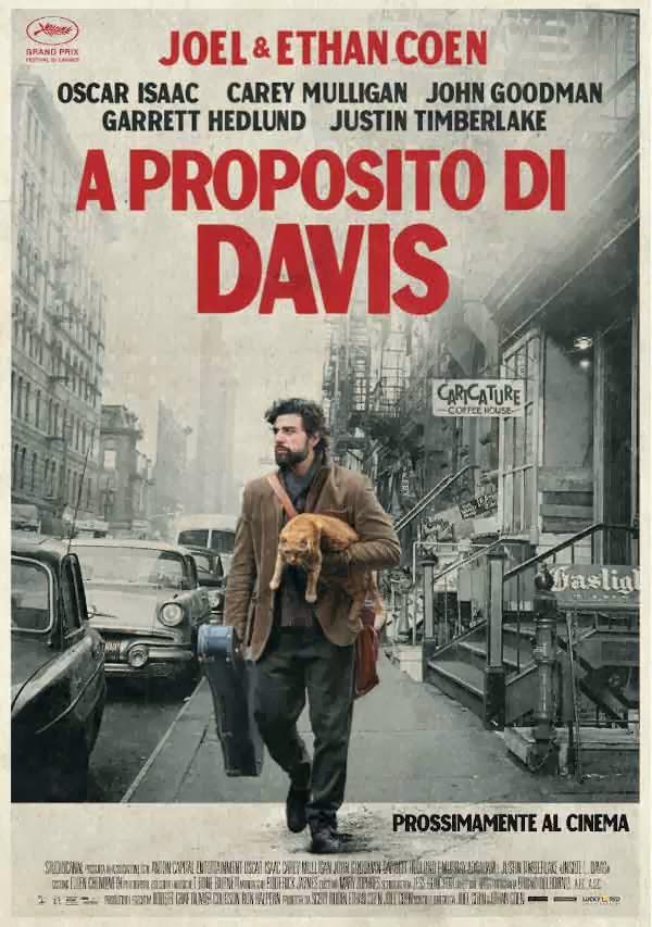 poster film a proposito di davis