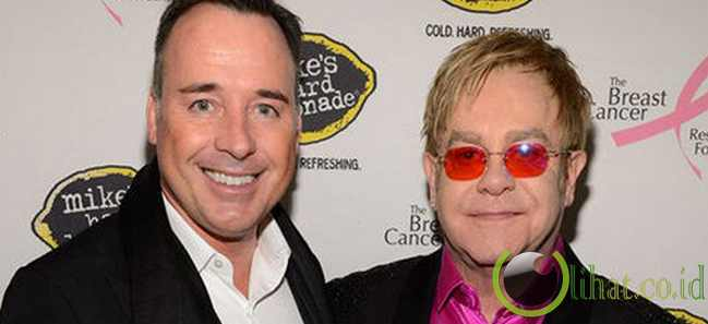 Elton John - David Furnish