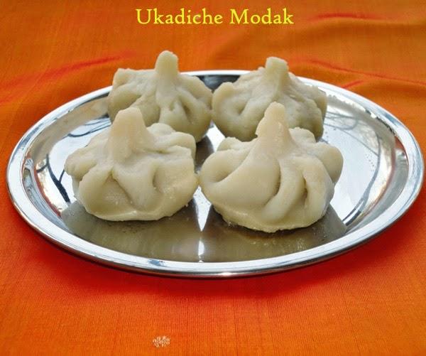Modaks ready for neivedya