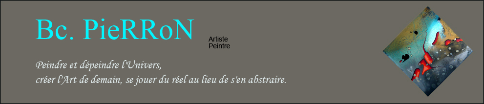 BC.PIERRON, artiste peintre