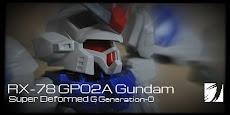 SD RX-78 GP02A Gundam